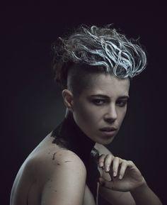 Photographer: Rita Sherman Makeup/Model: Idan Lightman