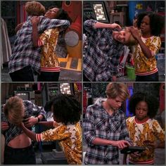 Henry and Charlotte and Henry's abs Jason Norman, Norman Love, Henry Danger Nickelodeon, Love Henry, Private Eye, Fandoms, Interracial Couples, Thalia, My Boys