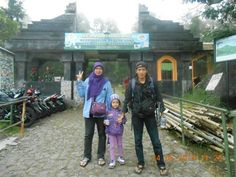 Welcome to mountain Lawu