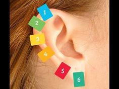 Safe ClothesPin Ear Reflexology Method to Relieve Minor Pain - YouTube