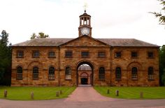 Ormesby Hall Stables by Francishphoto on DeviantArt