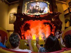 Curse of DarKastle - Busch Gardens Williamsburg