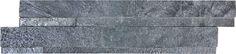 Ellis + Fisher Ledger Stone Veneer Panel sq ft) at Menards®: Ellis + Fisher Smoky Quartz Ledger Stone Veneer Panel sq ft) Stone Veneer Siding, Stone Veneer Panels, Grey Hardwood Floors, Fireplace Facing, Black Chandelier, Wall Installation, Shape Coding, Natural Stones, Silver