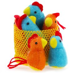 Chiwava 3.7'' Catnip Plush Cat Toy Bright Color Chicken Kitten Activity Play Mix Color * Read more reviews of the product by visiting the link on the image. (This is an affiliate link and I receive a commission for the sales)