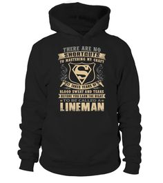 LINEMAN Cool Gifts Job Title