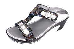 Alegria Lara Cathedral Sandal - now on closeout! | Alegria Shoe Shop | Serious Comfort. Serious Personality.
