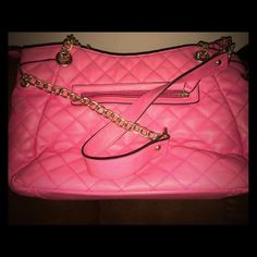 Two terra tey boutique purses Pink w gold chain detail very roomy the other is just a consumer get purse reg  very nice material on both Generic brand  Bags Hobos