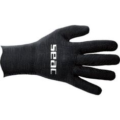 A great choice for scuba diving and snorkeling in warm waters, the SEAC Ultraflex diving gloves have a 2mm thickness. They feature an elastic neoprene construction with a textured, rubber-coated protective palm. The gloves also feature elastic extended cuffs that can help protect a wristwatch....