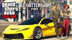 GTA 5 Online: Ill-Gotten Gains Part 2 update vanaf nu beschikbaar