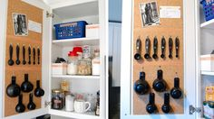 J'adore cette photo de @decofr ! Et vous ? (Source : http://www.deco.fr/photos/diaporama-10-conseils-ordre-placards-cuisine-d_3650)