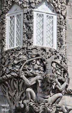 Detalle . Palacio da Pena . #Sintra . #Portugal . #viajes