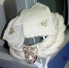 Kışa hazırlık boyunluk eldiven kombin