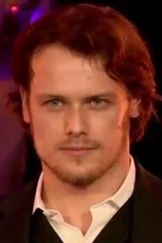 Sam Heughan at BAFTA's Scotland