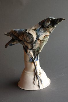 Ceramics by Gaynor and Paul Ostinelli and Priest at Studiopottery.co.uk -