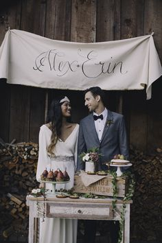 Philip Foster Farms Styled Wedding Shoot | Bird is the Word, images by @Kira Noble.