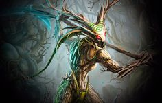 http://wellofeternitypl.blogspot.com Age of Sigmar Artwork | Sylvaneth | #artwork #art #aos #warhammer #ageofsigmar #sigmar #arts #artworks #gw #gamesworkshop #wellofeternity #wargaming