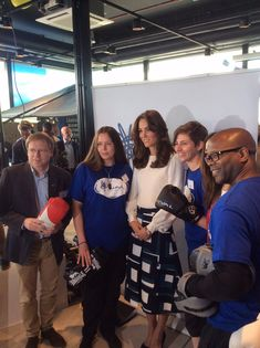 "Heads Together on Twitter: ""The Duchess of Cambridge is trying her hand at boxing at @MindCharity"