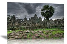 """""""Angkor Thom"""" Photographer: Daniel Cheong - Art photograph in limited edition"""