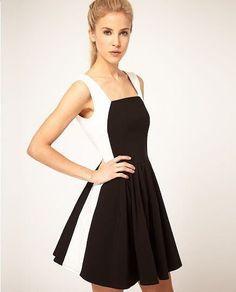 vestidos casuales de moda primavera verano 2012 - Buscar con Google