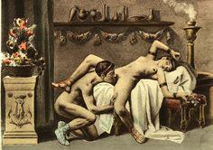 Avril erotic painting henri