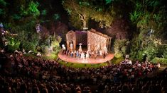 Regent's Park Open Air Theatre, Regents Park, London, NW1 4NU