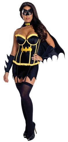 ThanksDeluxe #Batgirl #Costume Womens #Sexy Batgirl - #Halloween costumes for couples, #women and #teens awesome pin