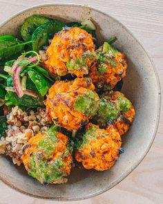 Healthy Recipes, Healthy Food, Vegetarian, Meat, Chicken, Dining, Instagram, Drinks, Healthy Foods
