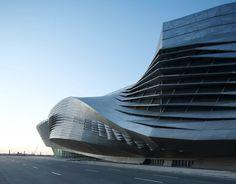 Dalian International Conference Center - Coop Himmelb(l)au