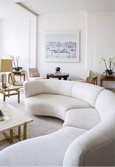 SCANDINAVIAN COLLECTORS — A Parisian apartment, designed by Pierre...