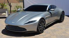 Aston Martin brings impressive lineup of metal to Monterey