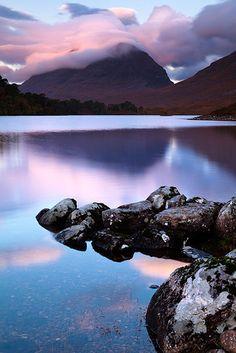 Sunrise Torridon, Scotland