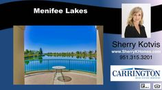 http://ift.tt/29B9ZdW Menifee Lakes | 5 bed 1.5 bath Menifee Lakes homes for sale with a pool For Menifee Lakes information  call Sherry Kotvis at (951) 315-3201. Menifee Lakes is one of the most desirable areas in Menifee  CA. Conveniently located near the 15 Freeway  15 minutes north of Temecula across the street from Copper Canyon. The schools in Menifee Lakes Community are consistently ranked as the top schools in Menifee