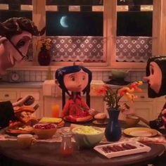 Coraline Tumblr, Coraline Movie, Coraline Art, Coraline Jones, Coraline Aesthetic, Aesthetic Movies, Aesthetic Videos, Tim Burton Art, Cartoon Edits