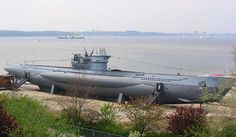 Get more information about the German submarine U-995 on Hostelman.com #attraction #Germany #memorial #museum #travel #destinations #tips #packing #ideas #budget #trips