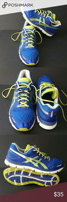 ASICS GEL-NEO33 MEN'S SHOES IN GOOD CONDITION   SKE # KU2 asics Shoes Athletic Shoes