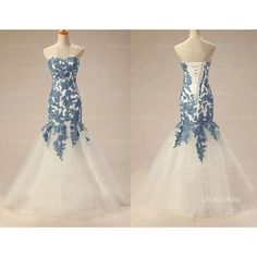 Blue Lace Dresses Cheap Prom Dresses Long Lace-up Dresses Homecoming Dresses Evening Dresses Wedding Dresses Blue Lace Prom Dress, Sweetheart Prom Dress, Prom Dresses Blue, Mermaid Prom Dresses, Cheap Prom Dresses, Pretty Dresses, Homecoming Dresses, Beautiful Dresses, Wedding Dresses