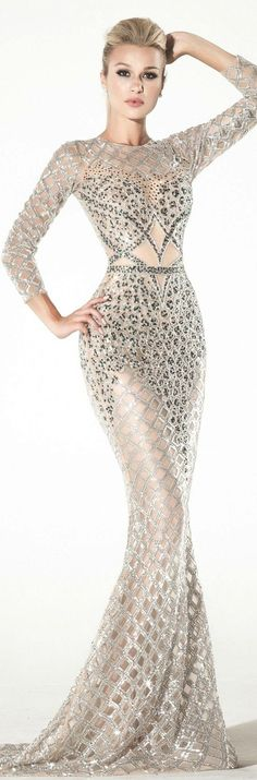 Charbel Zoé Spring-summer 2016 - Couture: