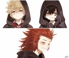 do you like to hurt: Photo Kingdom Hearts Fanart, Picture Credit, Final Fantasy, Cool Art, Fan Art, Sea Salt, Pictures, Video Games, Destiny