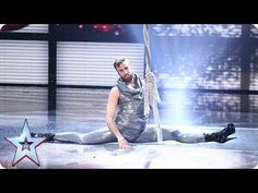Dancer Luca Calò is crazy in love | Semi-Final 2 | Britain's Got Talent ... He is my spirit animal!! I love this guy!!