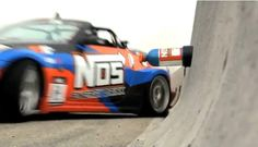 official NOS Energy Drink Drifting Commercial featuring Formula DRIFT champion Chris Forsberg.