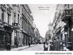 Buchheimer Str., 51063 Köln - Mülheim (1920)