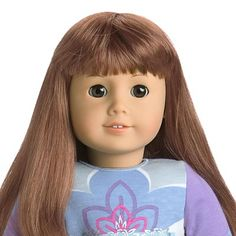 https://s-media-cache-ak0.pinimg.com/236x/a9/b5/5c/a9b55c2fc8960f2b6228de3519077c27.jpg American Girl Doll Just Like You 39