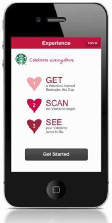a6df8817e03a Starbucks creates magic cups and virtual love! Marketing Digital