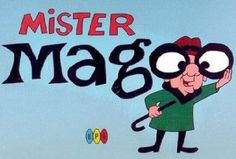 Mr. Magoo : The Famous Adventures Of Mr. Magoo (1964) DVD