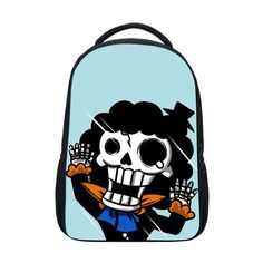 2016 Japanese Anime One Piece Backpacks Cute Tony Chopper School Bag Monkey D. Luffy Schoolbag Shoulder Bag For Student Teenager