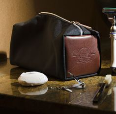 The Dopp Kit - Essential Travel Toiletry Bag