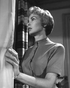 Janet Leigh, Psycho, 1960