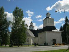 Ilmajoen kirkko, Suomi Finland. (Kuva:Jari Laurila:2012)   repin via Fazer-Karkki • https://www.pinterest.com/pin/296463587947373672/