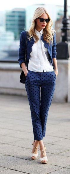 Non boring work outfit/Не скучный образ для работы | The Anastasia Says