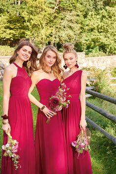 Camille La Vie Bridal and Bridesmaid Dresses